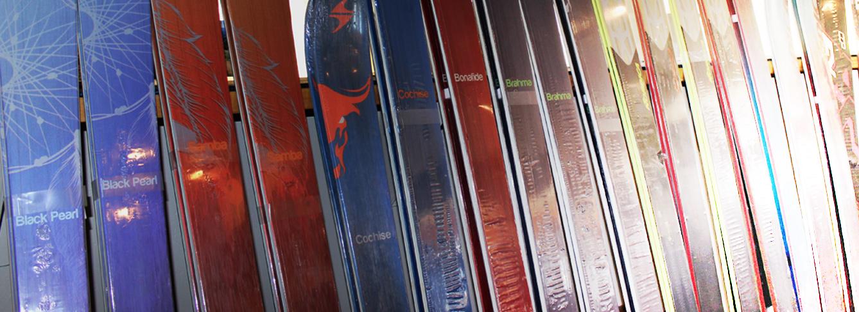 Demo Ski Sales