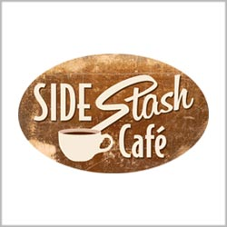 Sidestash Cafe Logo
