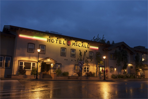Photo of Hotel McCall at Night