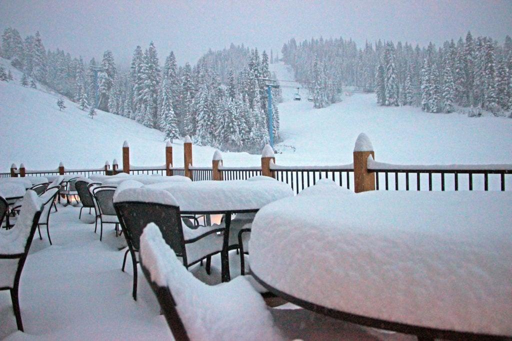 snow base