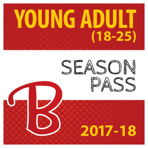 young adult season pass icon