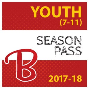 Youth pass icon
