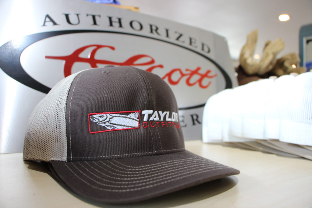 Taylor Outfitting Hat at Brundage Downtown SHop