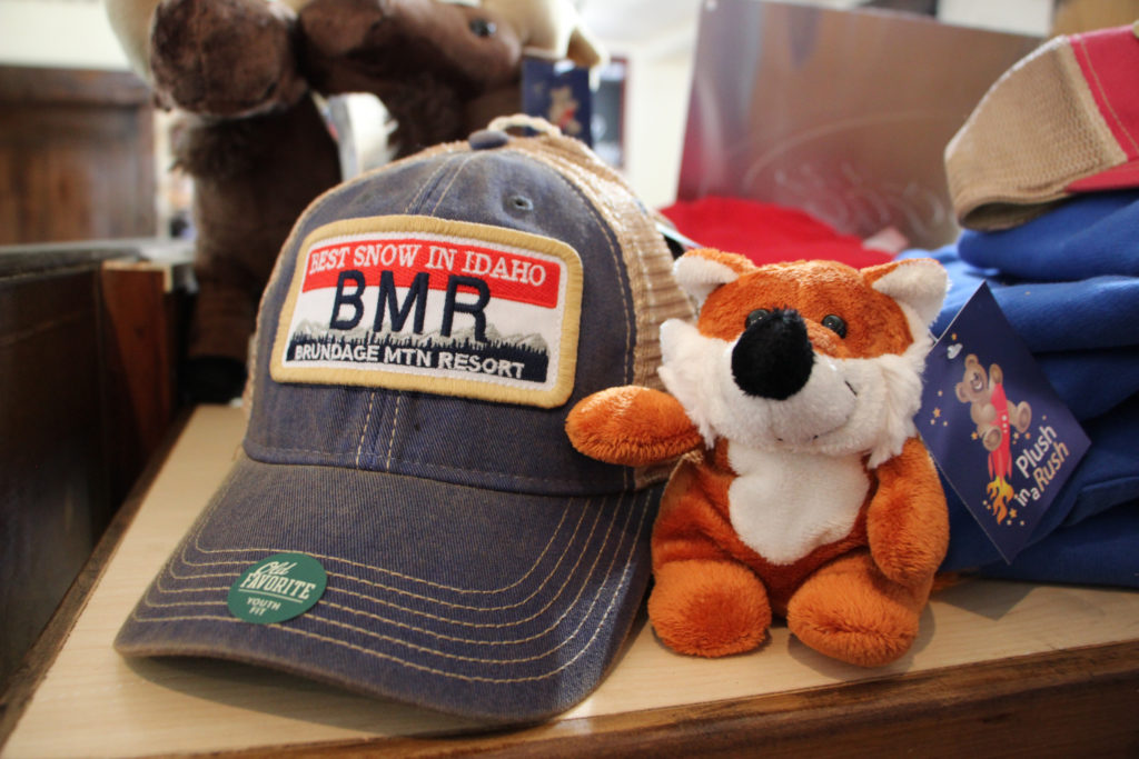 Hat & fox from Brundage Downtown Shop