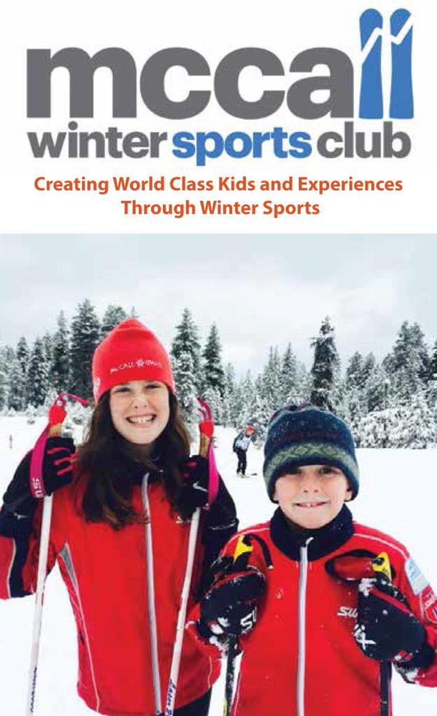 McCall Winter Sports Club logo