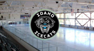Idaho IceCats Rink and Logo