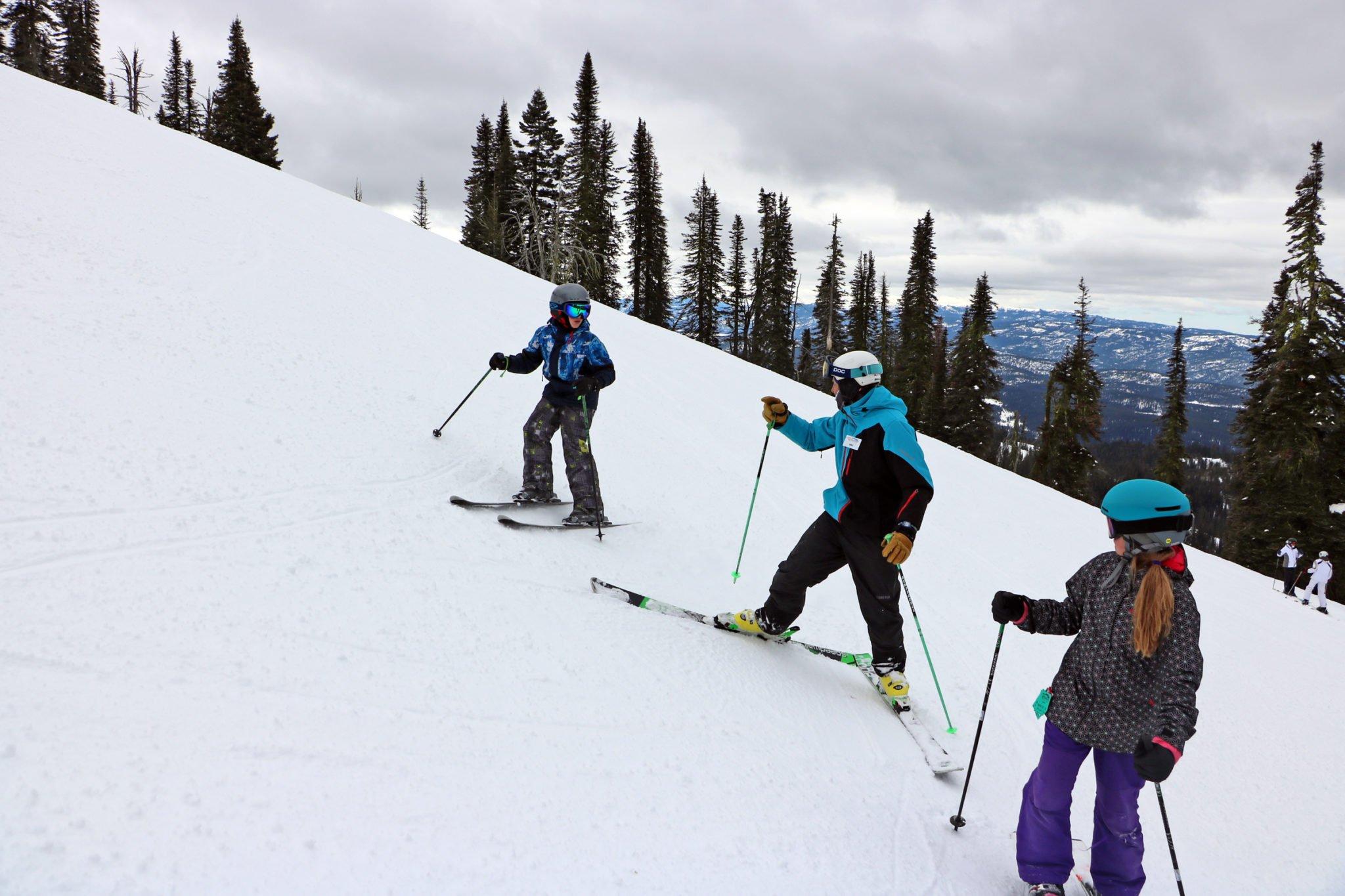 Ski + Ride School