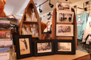 History Postcards at Downtown Shop