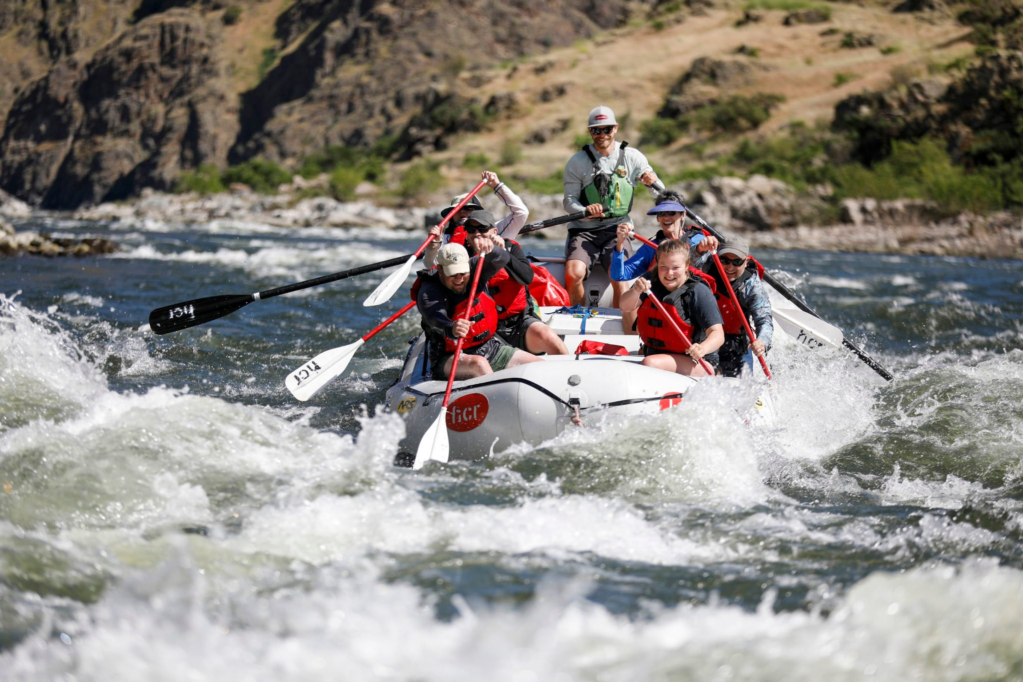 Hells Canyon Raft Trips