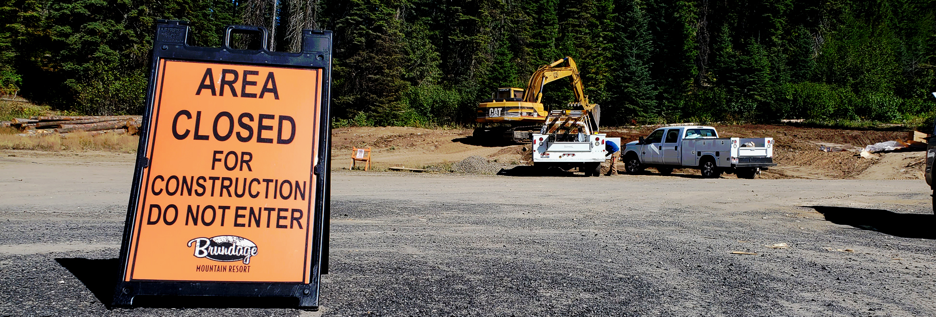 [satisfy]Brundage Base Area Is [/satisfy] CLOSED For Construction