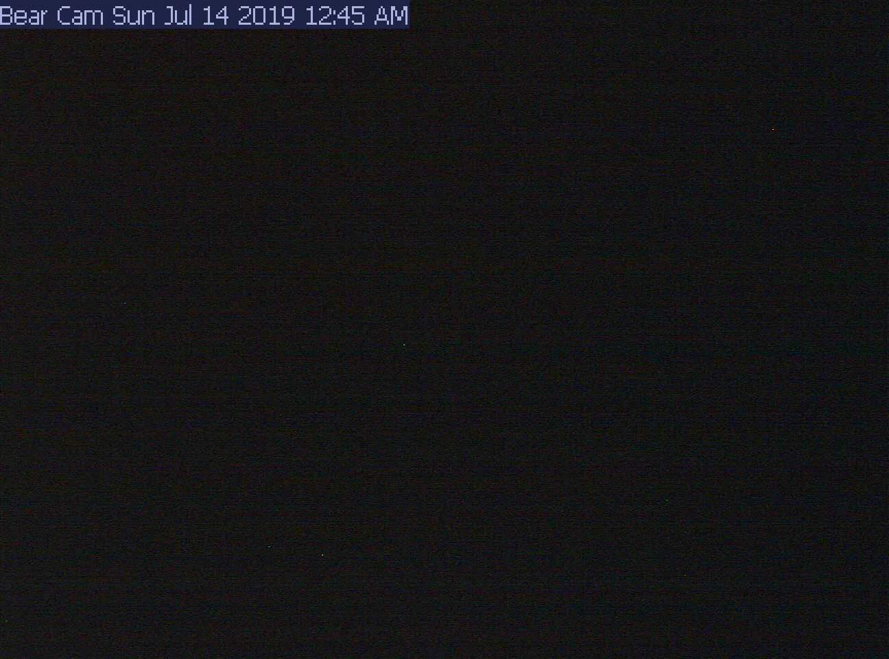 Brundage Mid Mountain Webcam - McCall, ID